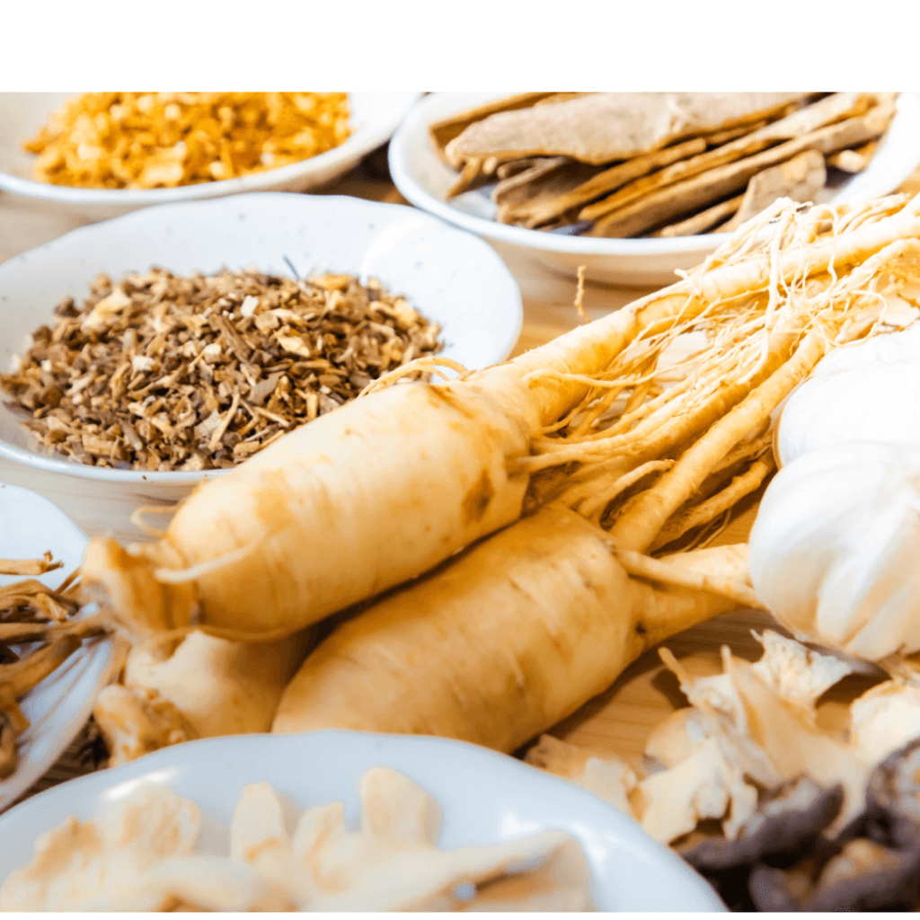 Ginseng for Anxiety- Herbal Extracts
